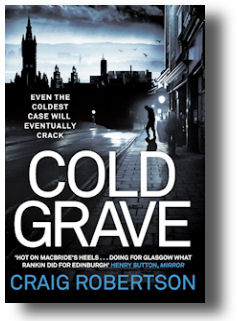 Cold Grave by Criag Robertson