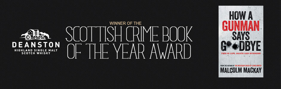The Scottish Crime Book of the Year