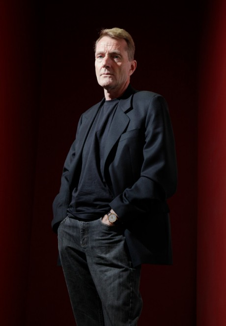 Lee Child Bloody Scotland 2013 Iain McLean