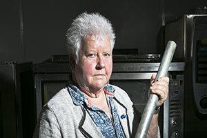 Val McDermid: 5 tracks to write crime by
