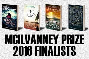 McIlvanney Prize finalists
